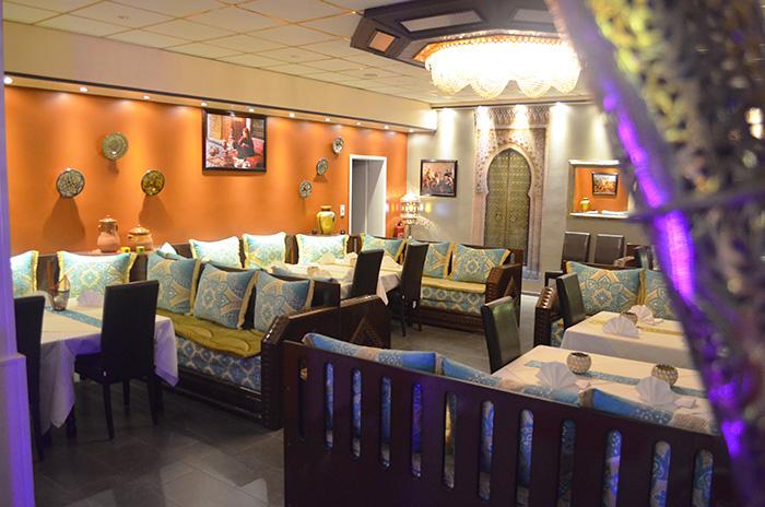original marokkanische tajine essen mitten in hanau maroczone. Black Bedroom Furniture Sets. Home Design Ideas
