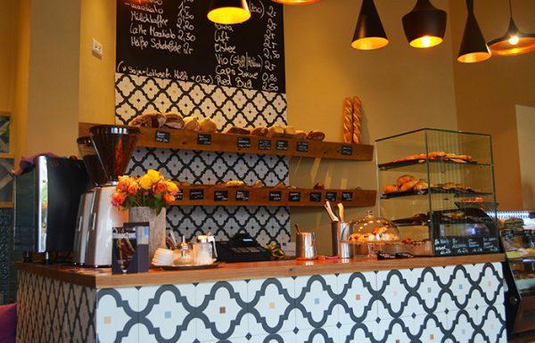 Frühstücken wie in Marrakesch: Cafe Esquina in Frankfurt am Main