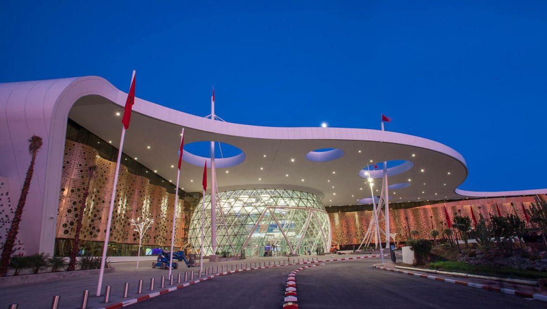 Fotostrecke: So sieht das neue Terminal am Flughafen Marrakesch-Menara aus