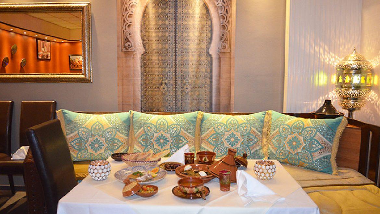 Original marokkanische Tajine essen – mitten in Hanau