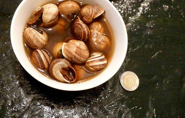Essen für fünf Dirham (50 Cent) in Marokko. Teil 2