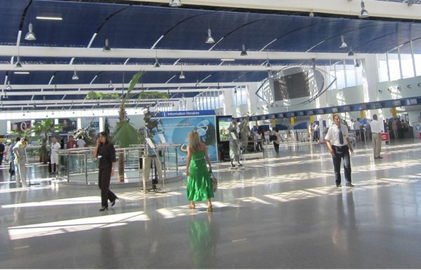 Mohamed V Airport zum schlimmsten Flughafen gewählt