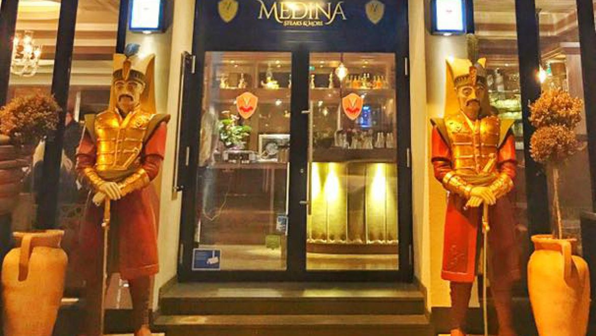Halalfood im Test: Das Medina Steaks & More in Frankfurt