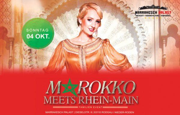 Veranstaltungstipp: Marokko meets Rhein-Main