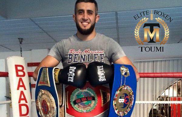 Boxprofi und Manager Mounir Toumi eröffnet Boxclub und greift die Weltspitze an