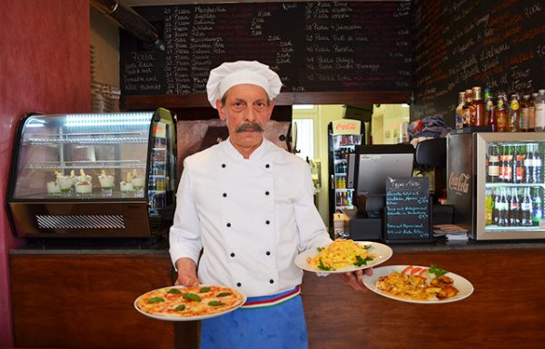 "Halalfood im Test: ""Pizza Tomate"" in Frankfurt"