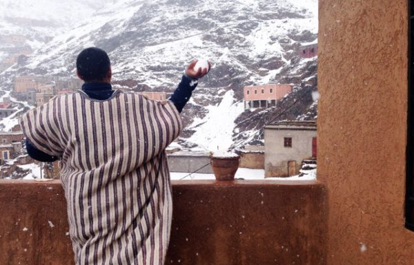 Vielfalt Marokkos Teil 2: Skifahren im Atlasgebirge