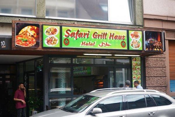 safari Grill Offenbach