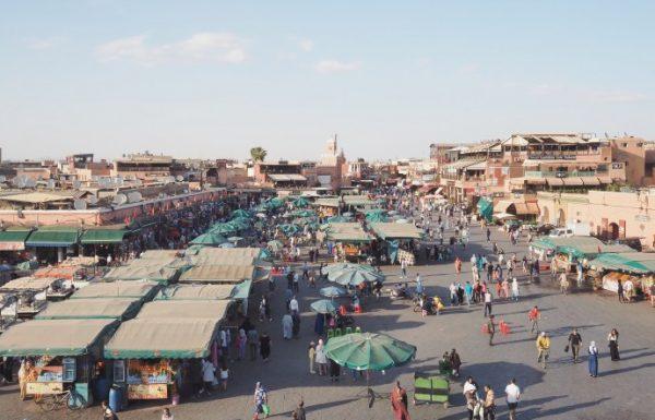 Marrakesch knackt neuen Besucherrekord