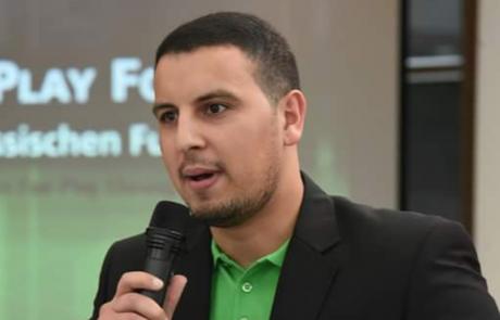 Diskriminierung gegen marokkanischen Schiedsrichter?