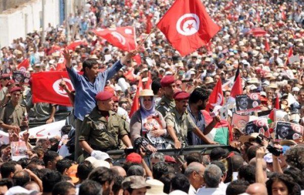 Wie der arabische Frühling in Tunesien begann und wie wir unserem Land helfen können