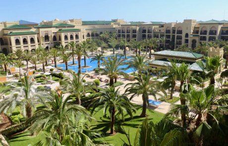 Sol Kerzners erfolgreiche Unternehmungen, die nicht nur den Tourismus in Marokko revolutionierten