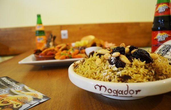 "Halalfood im Test: Das ""Mogador"" in Frankfurt"