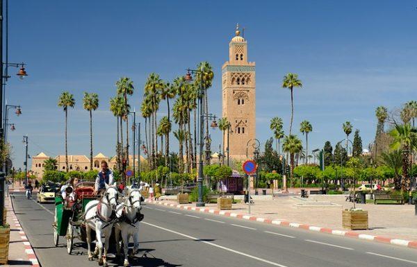 Die besten Übernachtungsmöglichkeiten in Marrakesch